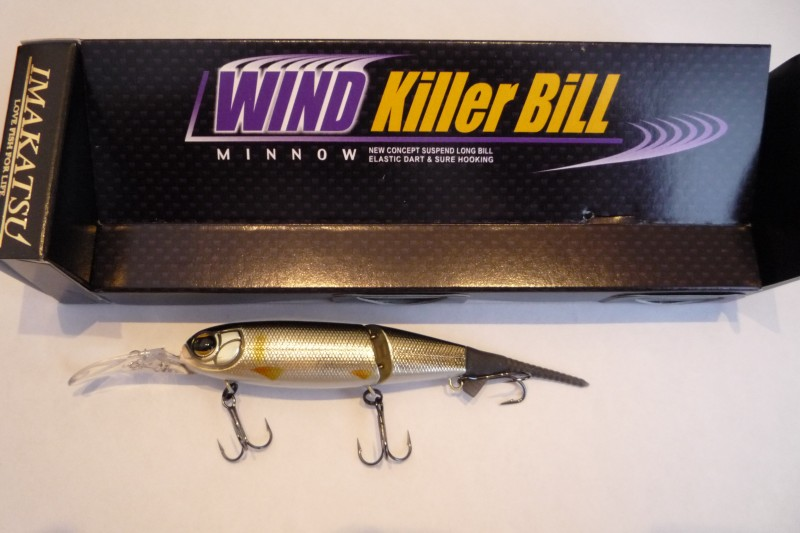 IMAKATSU WIND Killer Bill