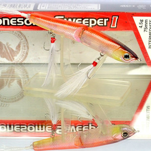 TIEMCO Lonesome Sweeper I (Suspending 75mm 4.5g 0.5m) #14