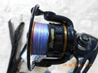 SUNLINE SUPER BRAID 5 #1.5 на катушке STINGER ENFORCER 2500