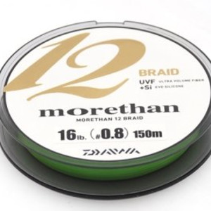 DAIWA MORETHAN 12 BRAID 150m # 0.8