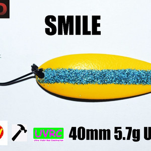 RED Smile 40mm 5.7g UVYB
