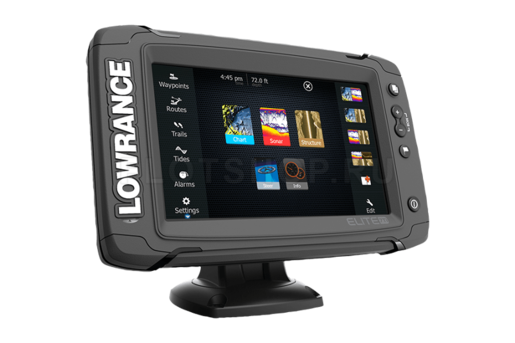 Lowrance Elite-7 Ti TotalScan