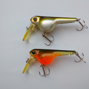 Tiemco Trick Trout Fat Minnow 40F