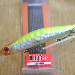 ZipBaits Orbit 110SP цвет 996