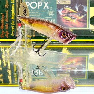 MEGABASS Pop-X (Floating 64mm 7g 0m) #crack-bomb