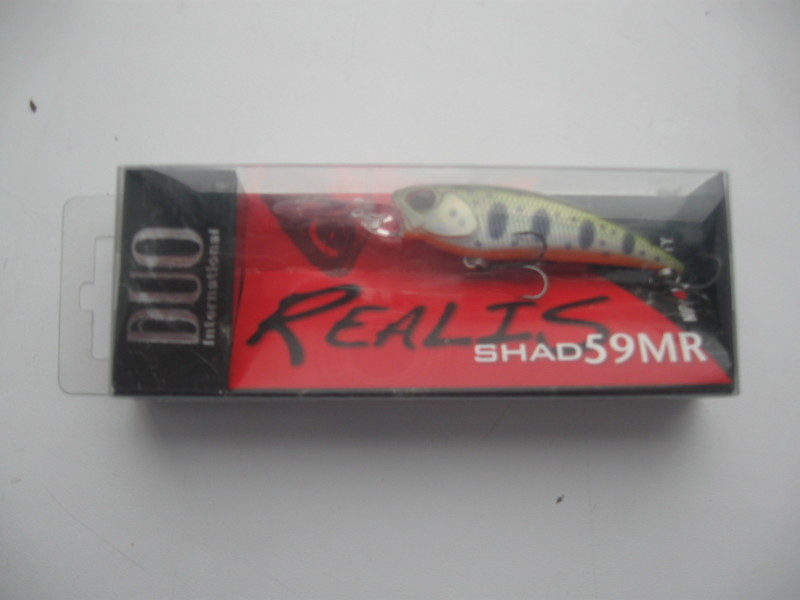 DUO realis-shad-59mr