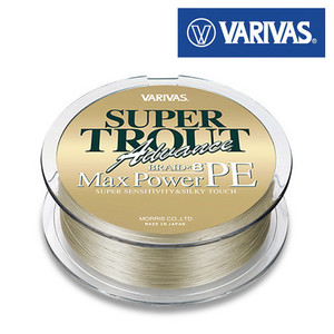 Varivas Super Trout Advance MAX PE X 8 150м # 0.6