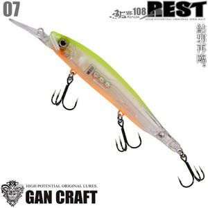 GAN CRAFT REST 108SF цвет 07