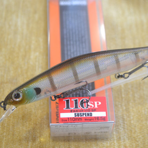 ZipBaits Orbit 110SP цвет 082