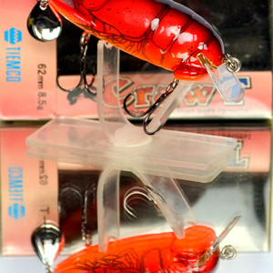 TIEMCO Craw T (Floating 62mm 8.5g 0.5m) #01