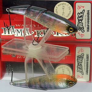 JACKALL Hama-Ku-Ru (Floating 75mm 7.5g 0m)