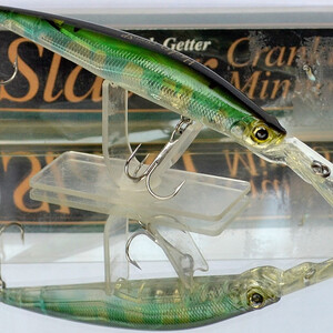 DUO Hacker Cranking Minnow CM105SP (Suspending 105mm 16g 3m) #Ghost oikawa