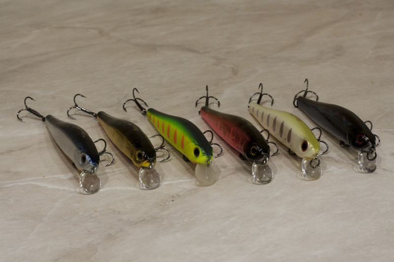 Zipbaits Rigge 70S, Zipbaits Rigge 70SP, Zipbaits Rigge 70F
