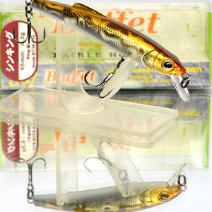 TACKLE HOUSE Buffet 65S (Slow Sinking 65mm 4.3g)