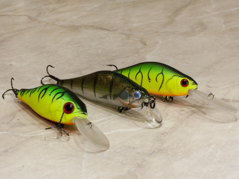 Zipbaits B-Switcher 2.0, Zipbaits Khamsin 70SP, Zipbaits Khamsin 70SP DR