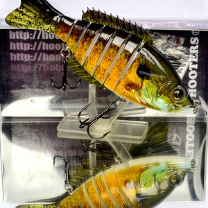 "HOOTERS Master Shad 6"" (Sinking 152mm 56g)"