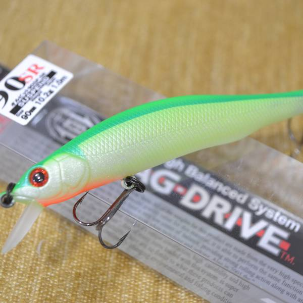 ZipBaits Orbit 90 SP-SR цвет 998