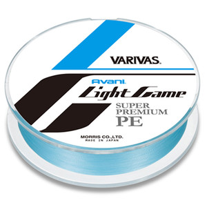 Varivas Avani Light Game Super Premium PE 100m #0.3