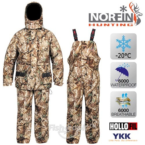 Norfin Hunting TRAPPER PASSIONS -20 град. разм. XL, XXL