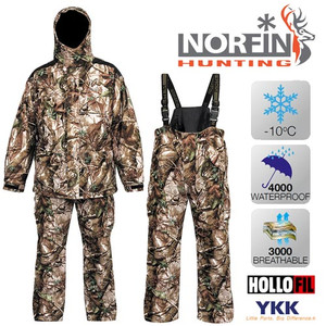 Костюм зимний Norfin Hunting GAME PASSION GREEN -10 град. разм. XL, XXL, XXXL