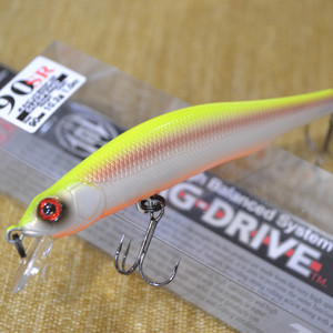 ZipBaits Orbit 90 SP-SR цвет 673