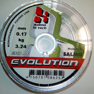 Salmo Hi-Tech EVOLUTION 030/017 арт.4017-017