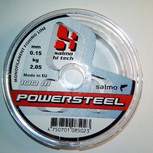 Salmo Hi-Tech POWERSTEEL 100/015 арт.4015-015