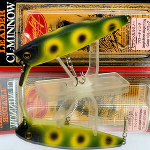 LUCKY CRAFT Classical Leader CL-Minnow (Floating 84mm 10.5g 0.5m)