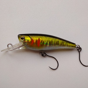 Anglers Republic Thumb Shad TS-45SP
