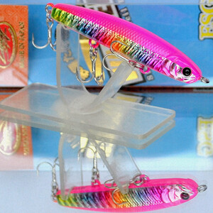 LUCKY CRAFT Wander 65 Fantasy (Sinking 65mm 6.8g 0.3m) #Pinky Punch