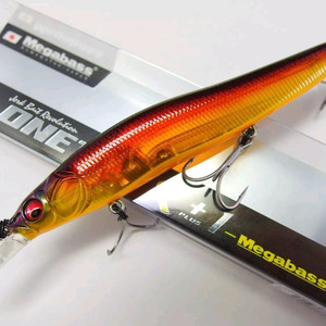 MEGABASS ONETEN R + 1 цвет GP SPAWN KILLER
