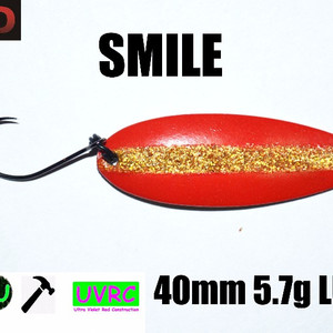 RED Smile 40mm 5.7g LUKP